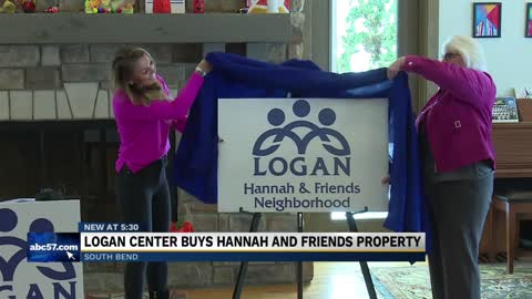 LOGAN purchases Hannah and Friends Neighborhood